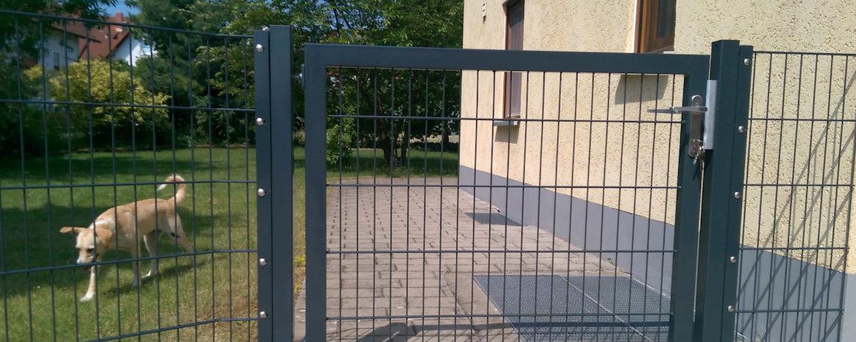 Kompetent in Zaun und Tor, Zaunbau und Torbau in Bayern | Home